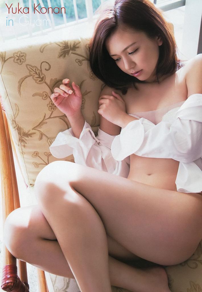 【虎南有香グラビア画像】中学生時代からファッションモデルの健康的なビキニ写真集! 71