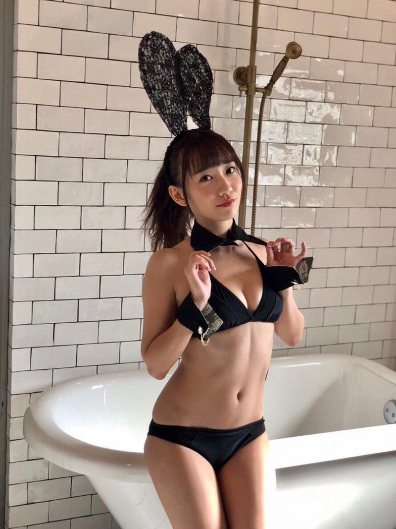 【関根優那エロ画像】グループ解散を機会にグラビアアイドルへ転身した美少女画像 20