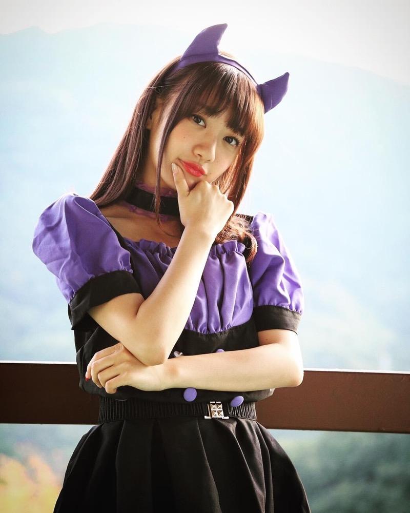 【関根優那エロ画像】グループ解散を機会にグラビアアイドルへ転身した美少女画像 47