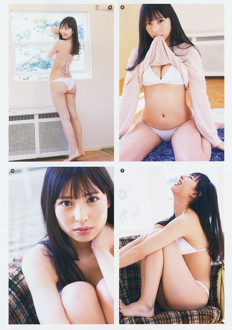 【沖口優奈グラビア画像】八重歯が特徴的で可愛らしい美少女アイドルのエロ写真! 24