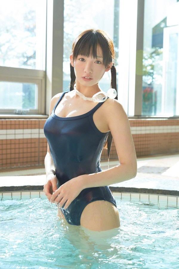 【ツインテールの日】ツインテールがとっても良く似合って可愛い美少女グラビア画像 32