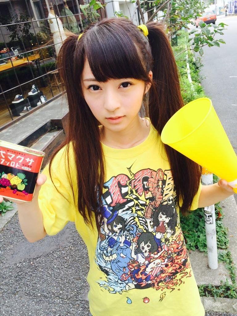 【ツインテールの日】ツインテールがとっても良く似合って可愛い美少女グラビア画像 47