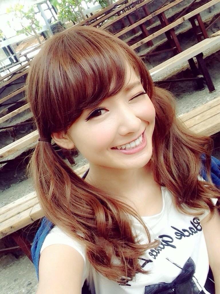 【ツインテールの日】ツインテールがとっても良く似合って可愛い美少女グラビア画像 48