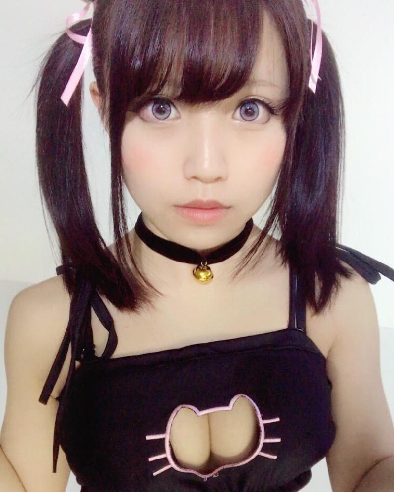 【ツインテールの日】ツインテールがとっても良く似合って可愛い美少女グラビア画像 58