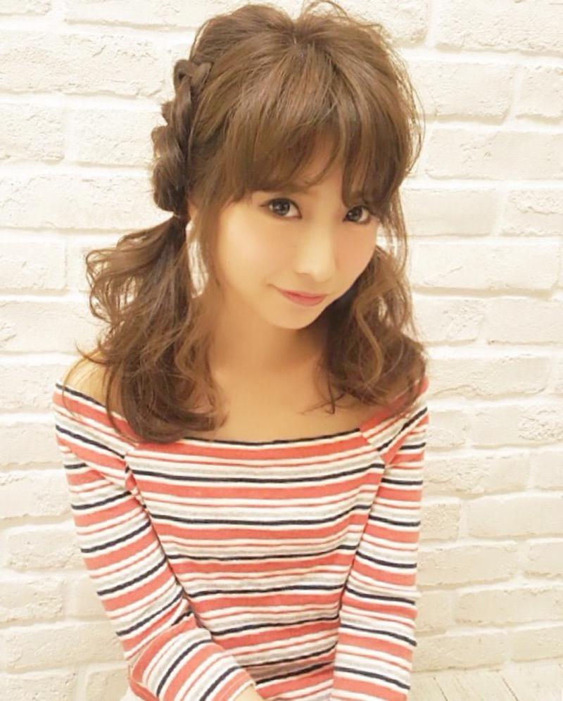 【ツインテールの日】ツインテールがとっても良く似合って可愛い美少女グラビア画像 66