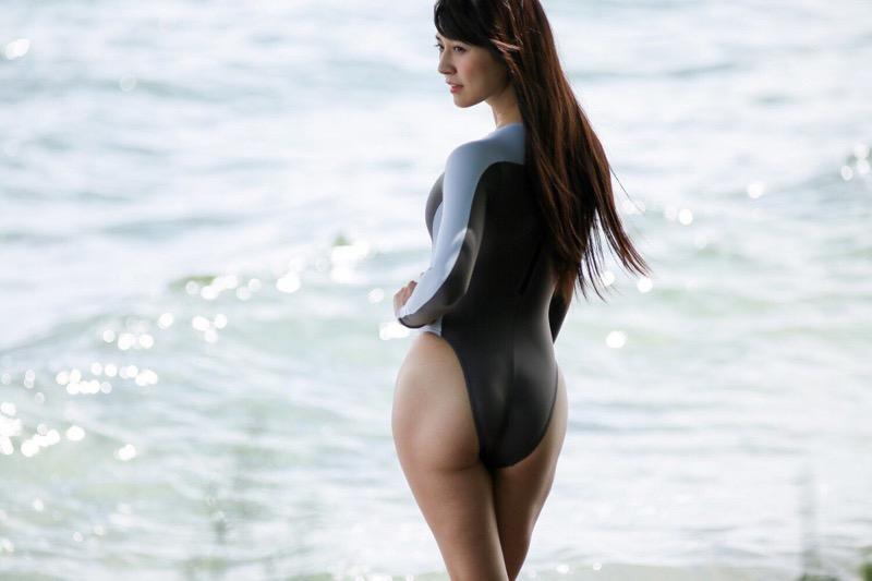 【謎の美女あいみエロ画像】2018年に売れたDVDランキング1位の詳細不明なグラビアアイドル 09