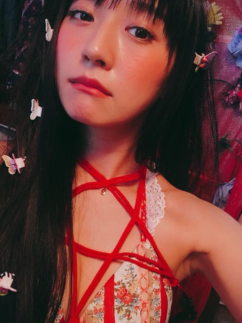 【謎の美女あいみエロ画像】2018年に売れたDVDランキング1位の詳細不明なグラビアアイドル 31