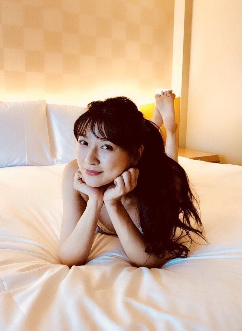 【謎の美女あいみエロ画像】2018年に売れたDVDランキング1位の詳細不明なグラビアアイドル 62