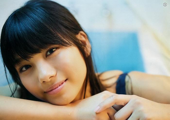 【咲良七海グラビア画像】フレッシュな清純系美少女の可愛くてちょっとエッチな水着写真 12