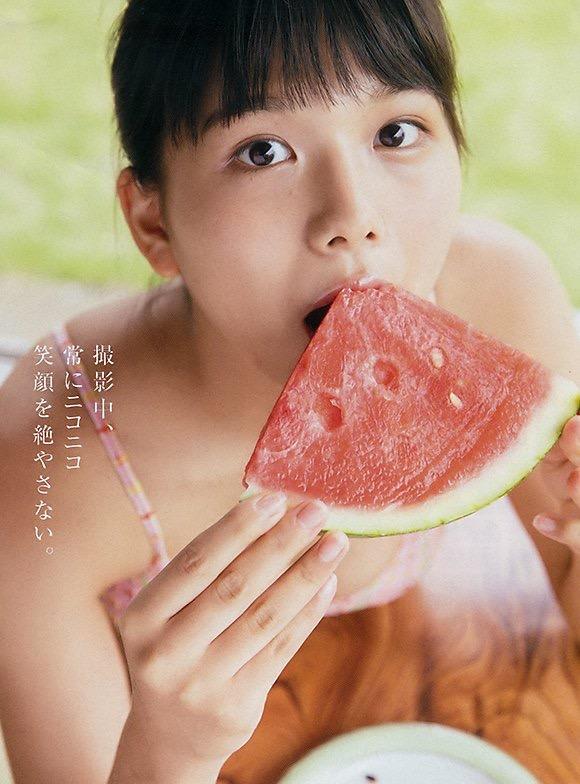【咲良七海グラビア画像】フレッシュな清純系美少女の可愛くてちょっとエッチな水着写真 19