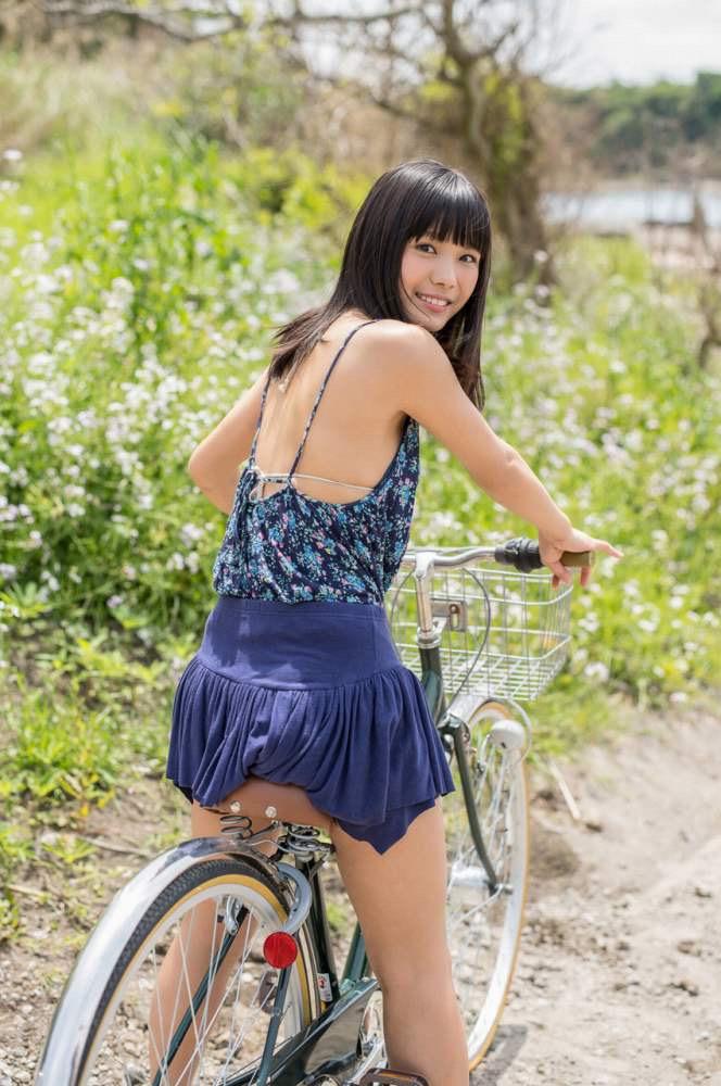 【咲良七海グラビア画像】フレッシュな清純系美少女の可愛くてちょっとエッチな水着写真 27