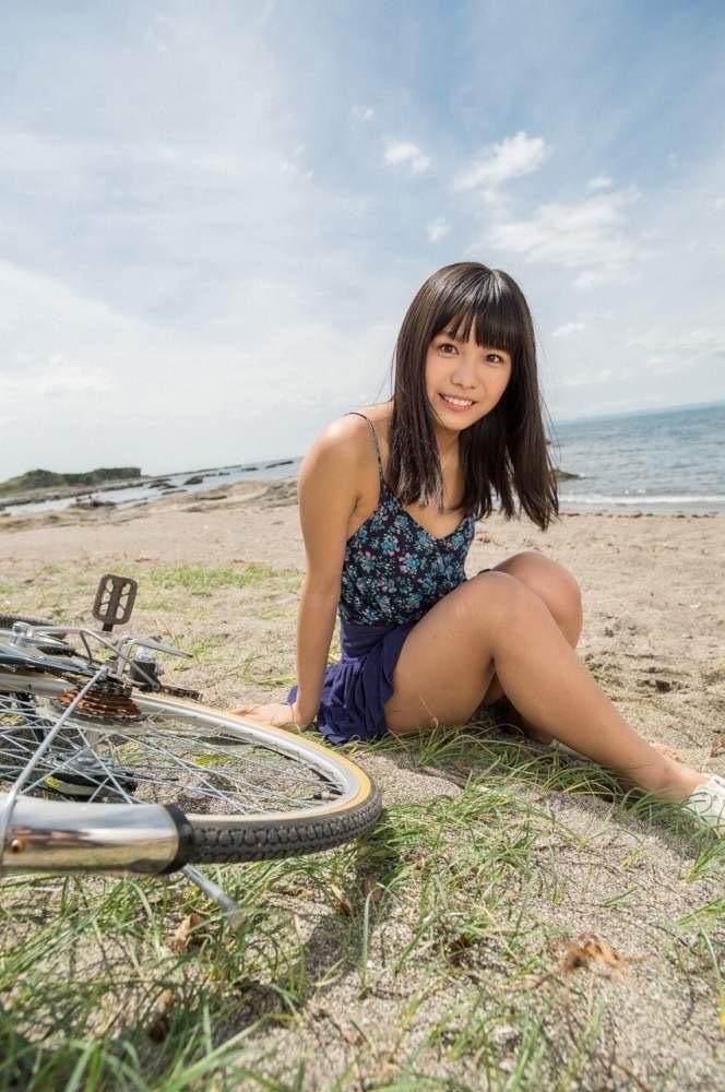 【咲良七海グラビア画像】フレッシュな清純系美少女の可愛くてちょっとエッチな水着写真 29