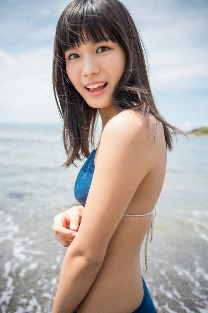 【咲良七海グラビア画像】フレッシュな清純系美少女の可愛くてちょっとエッチな水着写真 32