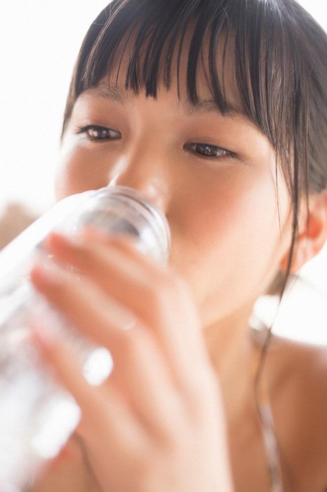 【咲良七海グラビア画像】フレッシュな清純系美少女の可愛くてちょっとエッチな水着写真 47