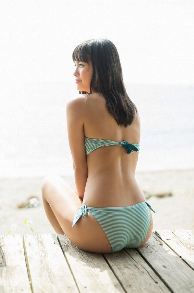 【咲良七海グラビア画像】フレッシュな清純系美少女の可愛くてちょっとエッチな水着写真 59