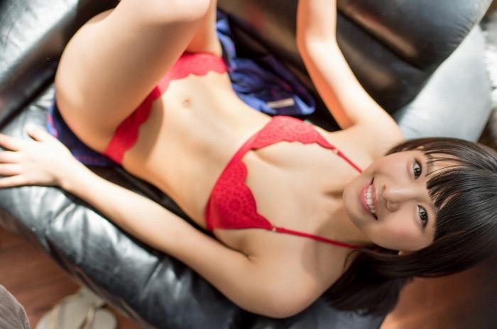 【咲良七海グラビア画像】フレッシュな清純系美少女の可愛くてちょっとエッチな水着写真 78