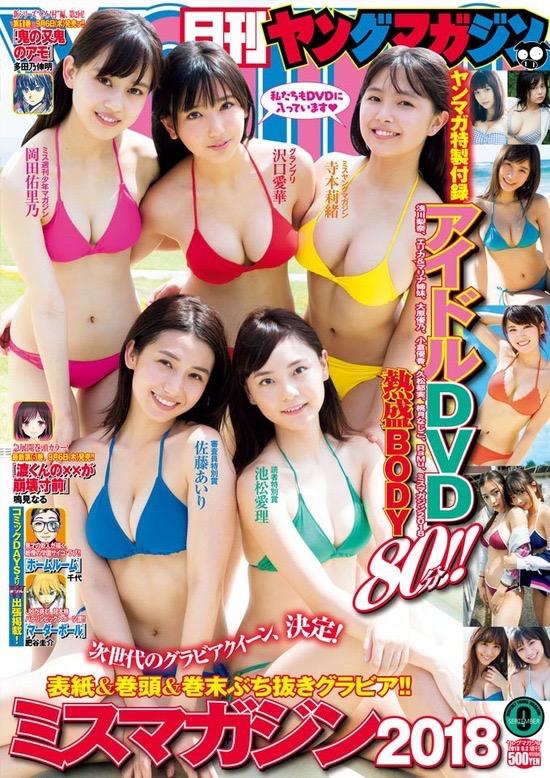 【沢口愛華エロ画像】可愛い顔してFカップ巨乳のエロくて可愛い美少女アイドル 39