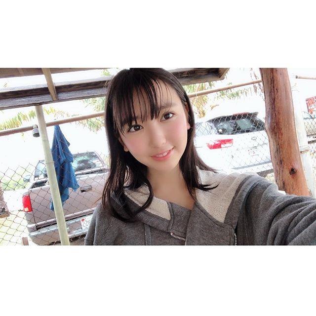 【沢口愛華エロ画像】可愛い顔してFカップ巨乳のエロくて可愛い美少女アイドル 57