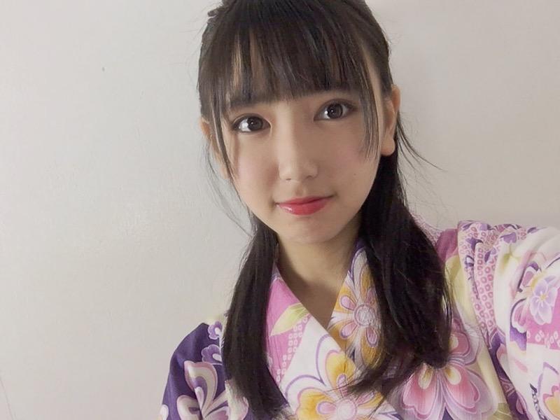 【沢口愛華エロ画像】可愛い顔してFカップ巨乳のエロくて可愛い美少女アイドル 62