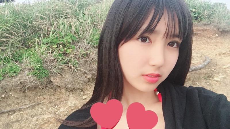 【沢口愛華エロ画像】可愛い顔してFカップ巨乳のエロくて可愛い美少女アイドル 66