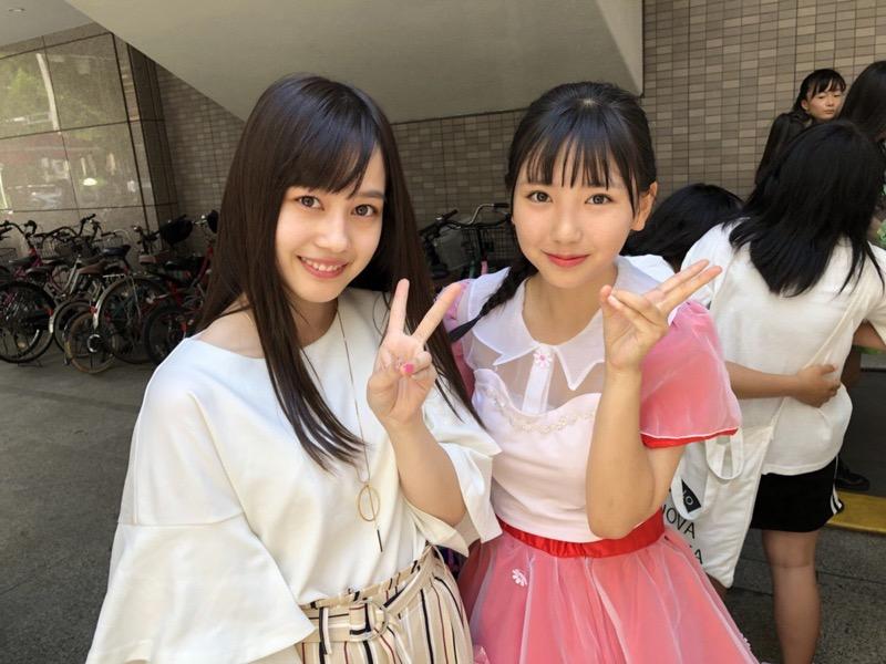 【沢口愛華エロ画像】可愛い顔してFカップ巨乳のエロくて可愛い美少女アイドル 76