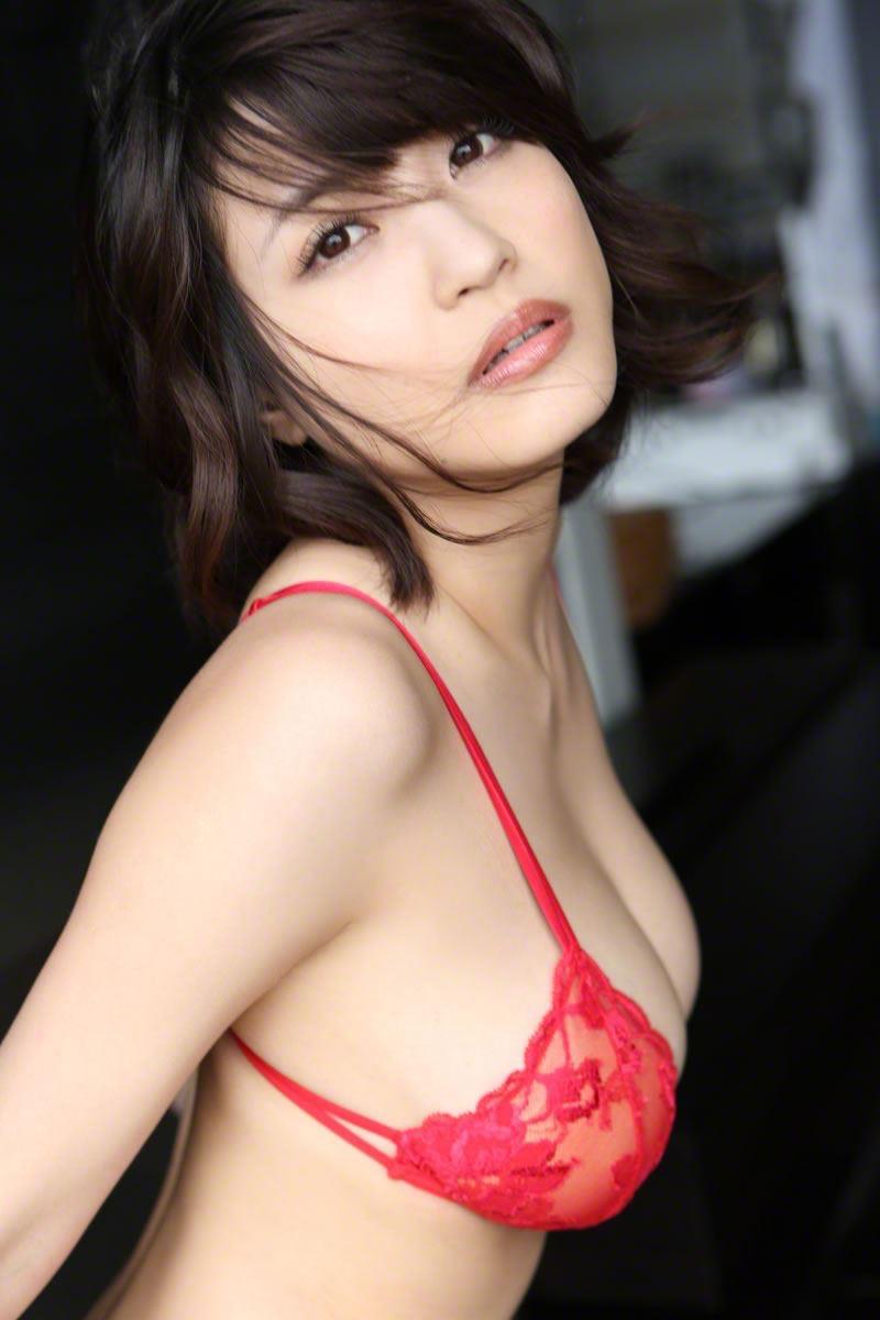 【グラドル下着エロ画像】グラビアアイドル美女達のセクシーなランジェリー姿に大興奮! 58