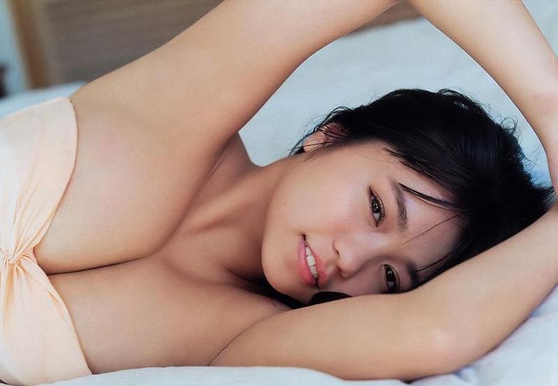 【大原優乃エロ画像】芸能活動10週年を迎えるFカップ美少女グラビアアイドル 03