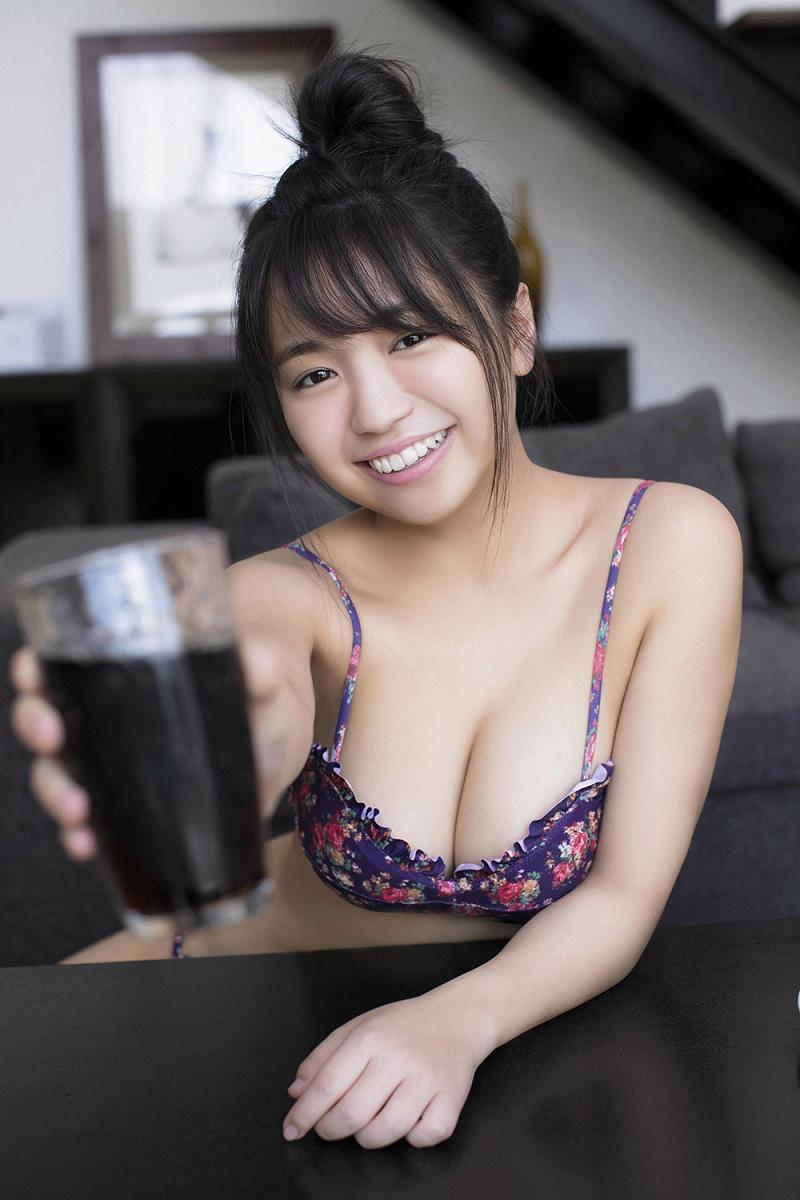 【大原優乃エロ画像】芸能活動10週年を迎えるFカップ美少女グラビアアイドル 21