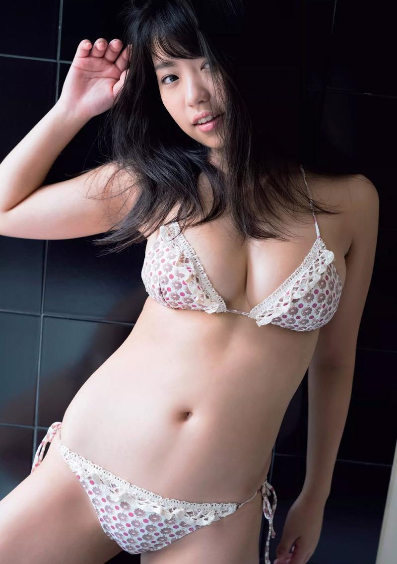 【大原優乃エロ画像】芸能活動10週年を迎えるFカップ美少女グラビアアイドル 59