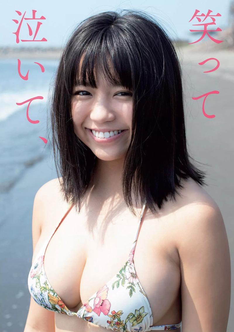 【大原優乃エロ画像】芸能活動10週年を迎えるFカップ美少女グラビアアイドル 60
