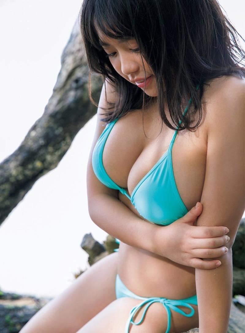 【大原優乃エロ画像】芸能活動10週年を迎えるFカップ美少女グラビアアイドル 69