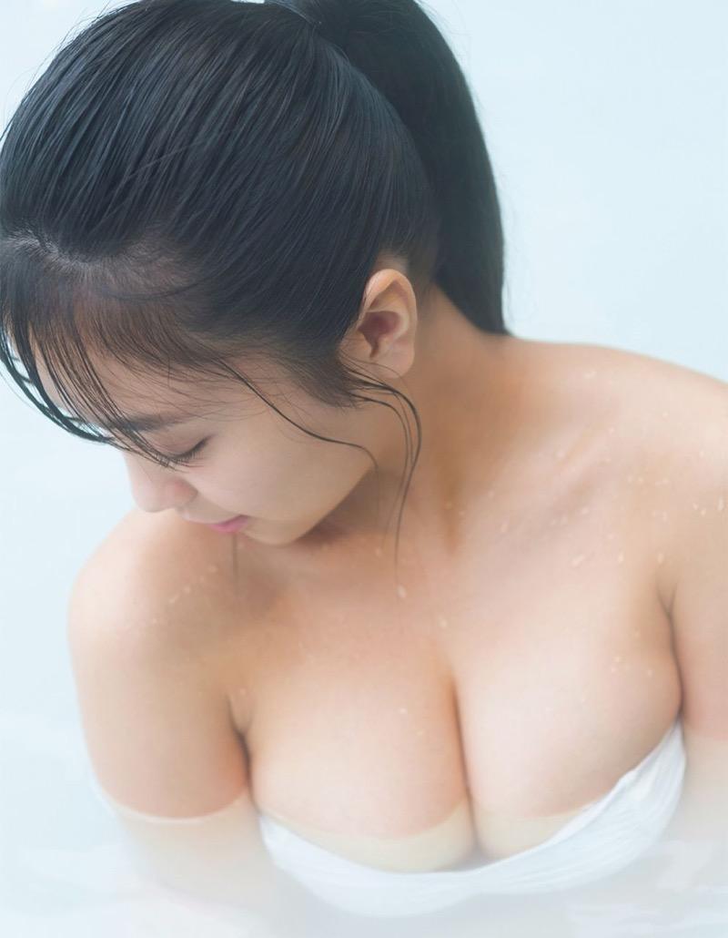 【大原優乃エロ画像】芸能活動10週年を迎えるFカップ美少女グラビアアイドル 75
