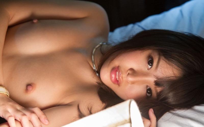 【葵つかさヘアヌード画像】グラビアアイドルからAV女優へ転身したEカップ巨乳美女 05