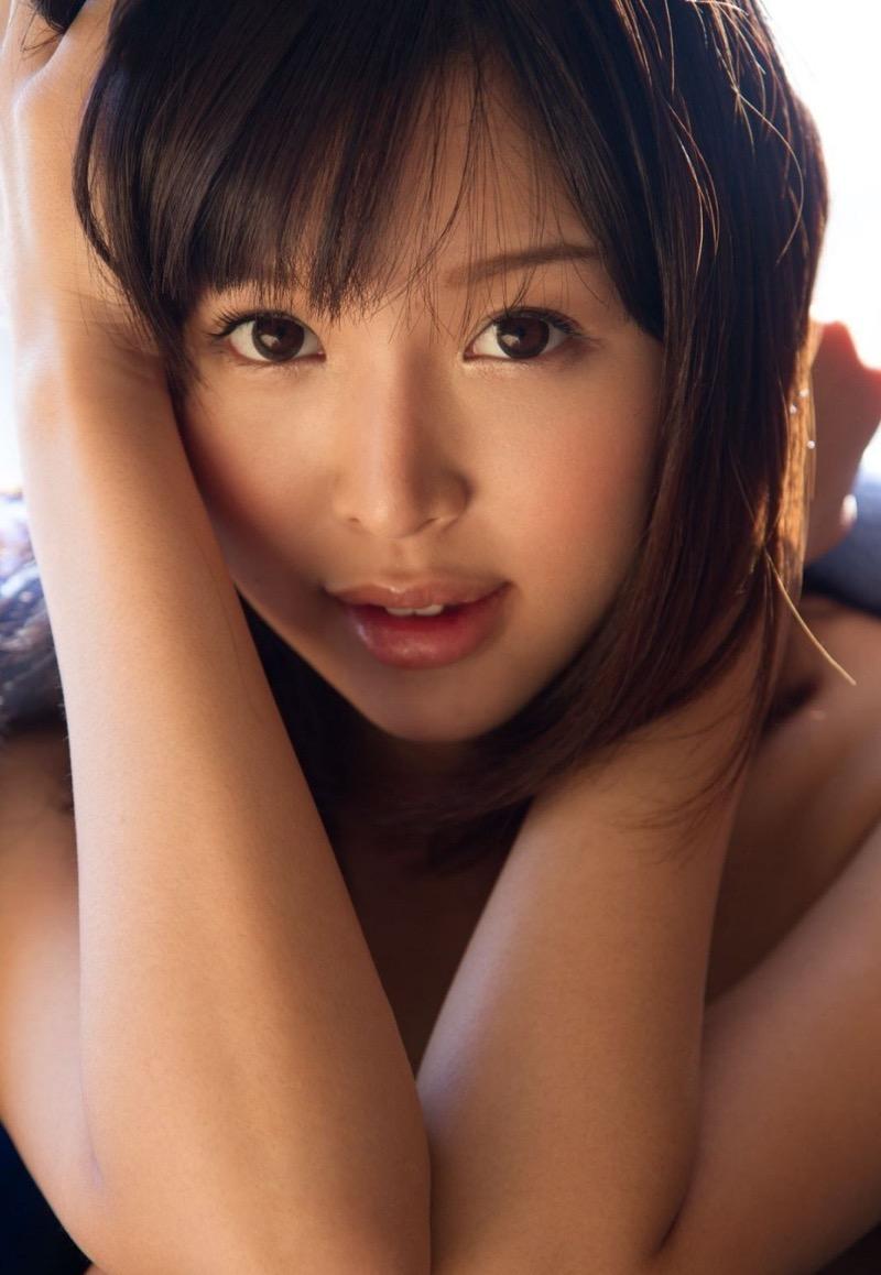 【葵つかさヘアヌード画像】グラビアアイドルからAV女優へ転身したEカップ巨乳美女 28