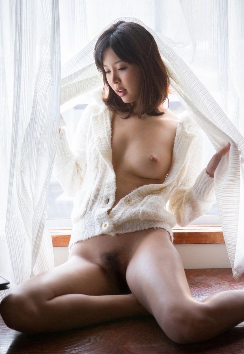 【葵つかさヘアヌード画像】グラビアアイドルからAV女優へ転身したEカップ巨乳美女 40