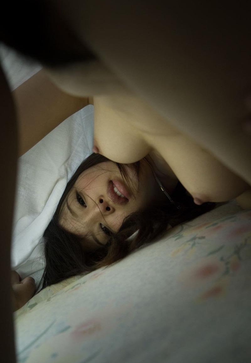 【葵つかさヘアヌード画像】グラビアアイドルからAV女優へ転身したEカップ巨乳美女 46