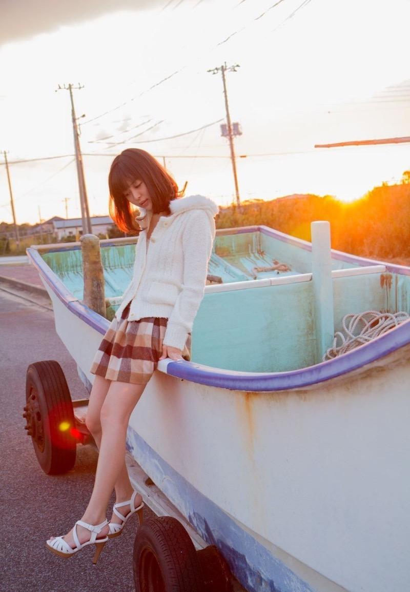 【葵つかさヘアヌード画像】グラビアアイドルからAV女優へ転身したEカップ巨乳美女 48