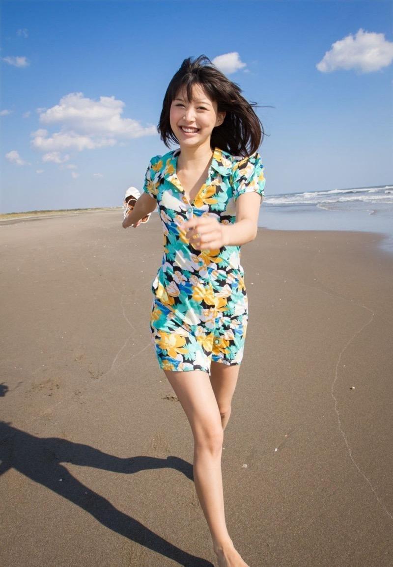 【葵つかさヘアヌード画像】グラビアアイドルからAV女優へ転身したEカップ巨乳美女 55