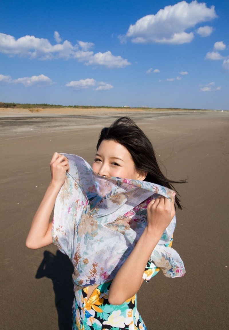 【葵つかさヘアヌード画像】グラビアアイドルからAV女優へ転身したEカップ巨乳美女 74