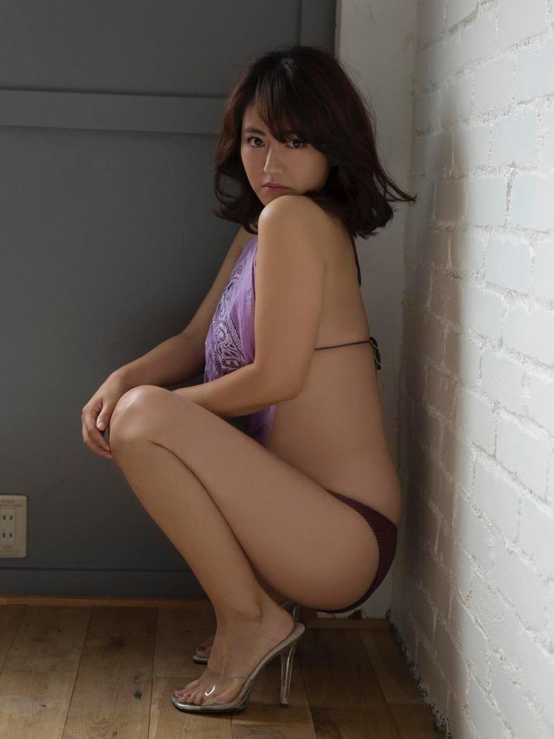 【磯山さやかグラビア画像】セクシー女優に負けないメチャシコエロボディのグラビアアイドル! 66