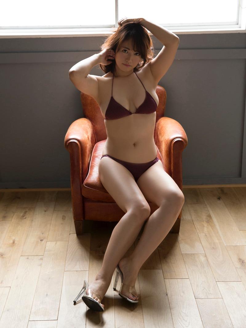 【磯山さやかグラビア画像】セクシー女優に負けないメチャシコエロボディのグラビアアイドル! 78