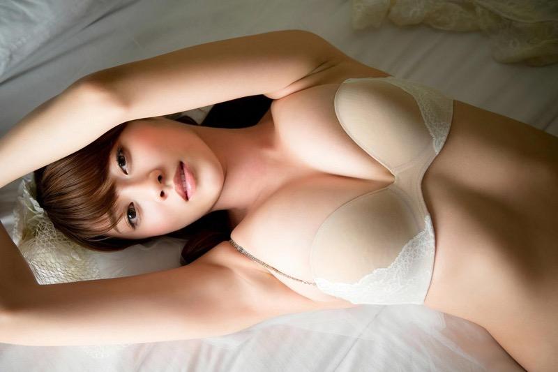 【原幹恵グラビア画像】突然休業してしまったGカップ巨乳美人女優のめちゃシコボディ! 07