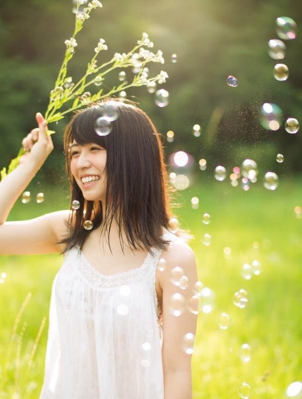 【長濱ねるグラビア画像】アイドルグループ欅坂46メンバーの美少女が魅せるビキニ姿! 08
