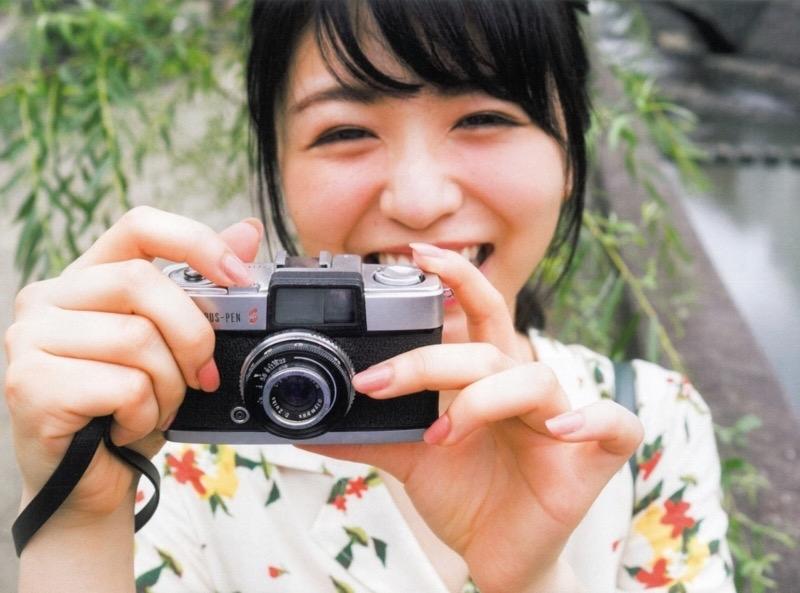 【長濱ねるグラビア画像】アイドルグループ欅坂46メンバーの美少女が魅せるビキニ姿! 23