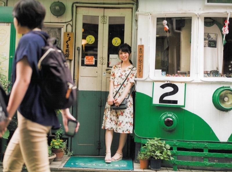 【長濱ねるグラビア画像】アイドルグループ欅坂46メンバーの美少女が魅せるビキニ姿! 24