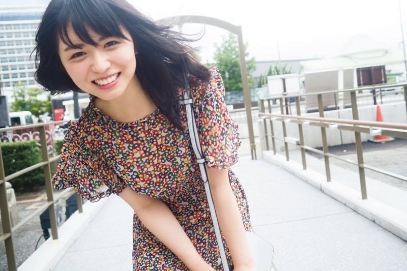 【長濱ねるグラビア画像】アイドルグループ欅坂46メンバーの美少女が魅せるビキニ姿! 26