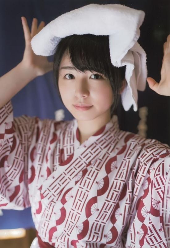 【長濱ねるグラビア画像】アイドルグループ欅坂46メンバーの美少女が魅せるビキニ姿! 27