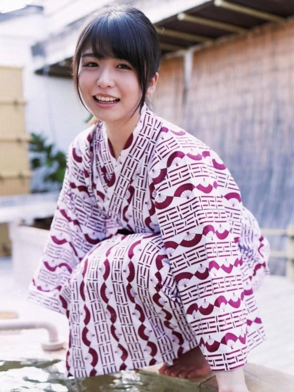【長濱ねるグラビア画像】アイドルグループ欅坂46メンバーの美少女が魅せるビキニ姿! 28