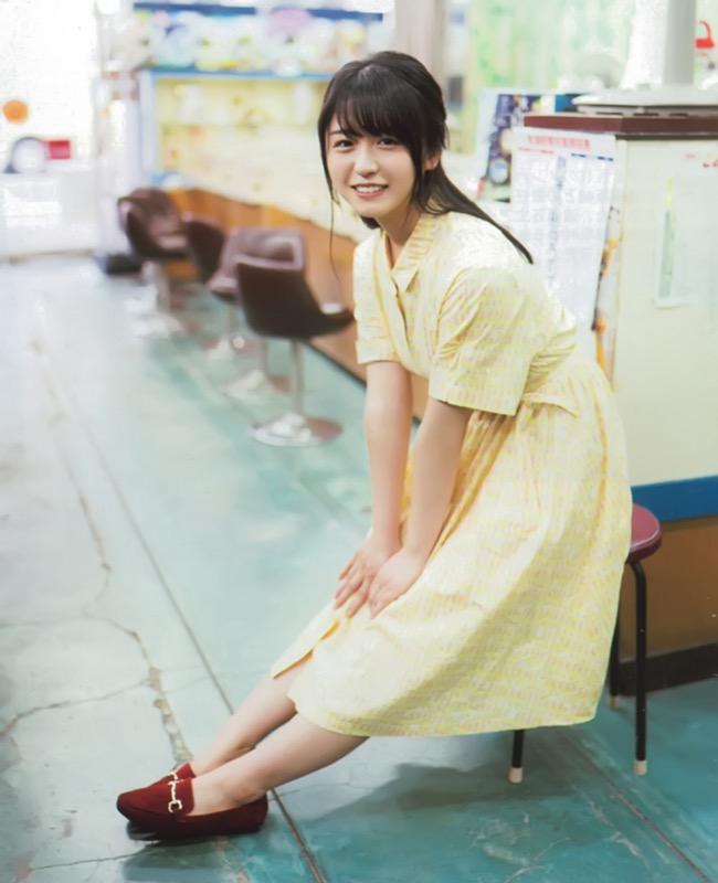 【長濱ねるグラビア画像】アイドルグループ欅坂46メンバーの美少女が魅せるビキニ姿! 31