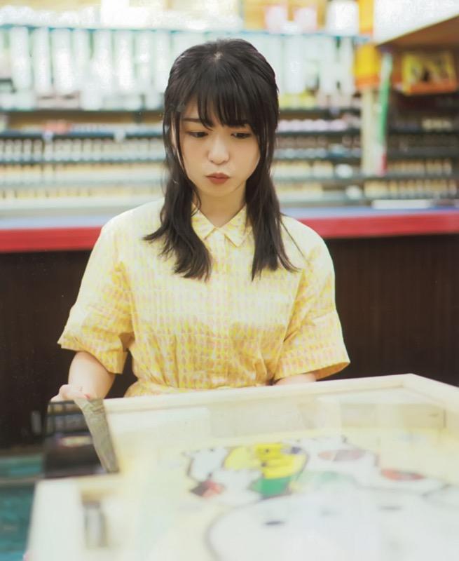【長濱ねるグラビア画像】アイドルグループ欅坂46メンバーの美少女が魅せるビキニ姿! 33